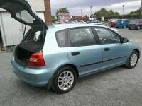 03 Honda Civic 5 door Full service history One owner ( can be viewed inside anytime)