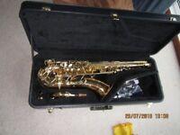 AS NEW Yanagiswa 992 Bronze Tenor Saxophone