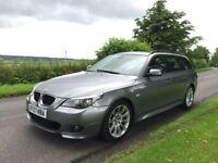 BMW 5 series E61 diesel M-Sport WANTED
