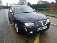 2004 ROVER 75 ONLY 56000 MILES FULLY LOADED