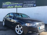 2015 AUDI A4 SE TECHNIK 1 UK OWNER VERY CLEAN CAR *FINANCE AVAILABLE*£185 PER MONTH*