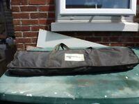 Aluminium Frame Camp Bed - Large