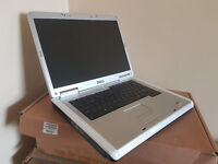 Dell Inspiron 1501 laptop VVGC with Disks, AMD 3500+ CPU, 500GB HDD, 3GB, Windows 7, Office Pro