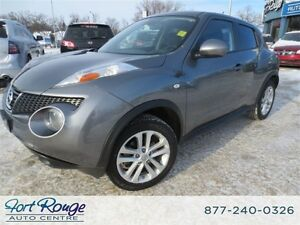 2013 Nissan Juke SL - LOW KMS/BLUETOOTH/AUTO