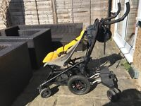 Micralite Pushchair With buggy Board