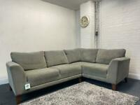 SOLD - Absolutely Gorgeous Harvey's grey corner sofa delivery 🚚 sofa suite couch furniture