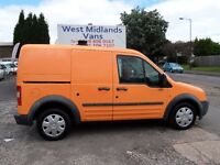 57 PLATE ( 2007) FORD TRANSIT CONNECT 1.8 DIESEL SWB