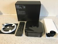 Apple TV 64GB, MLNC2B/A , A1625 ,4th Generation ,UK Version
