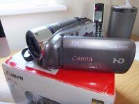 Camcorder HD Canon Legria HFR205
