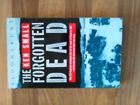 Forgotten Dead book SIGNED ..