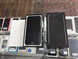 Apple iPhone 7 Plus - 256GB - Jet Black Unlocked