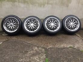 Kia Sportage wheels or Vauxhall antara wheels