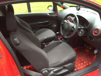 Vauxhall Corsa 1.2 limited edition 2014