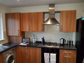 Kitchen units, worktops and oven/hob to sale