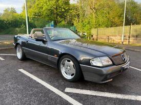 image for 1994 Mercedes-Benz SL280 2.8 CONVERTIBLE-DEEP DISH AMG WHEELS-HARDTOP