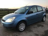 *£30 a year tax* For sale 2002 02 reg Ford Fiesta 1.4 LX TDCI NO FAULTS