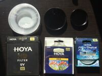 HOYA Lens Filters Canon fit