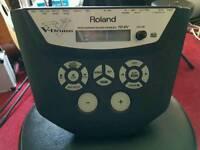 Roland V Drums TD-6V module and V Expressions MASTERS 50 expansion