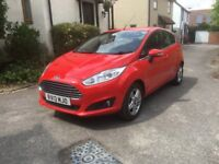 Ford Fiesta EcoBoost 1.0 Zetec 5 Door – Great Condition, Low Mileage with Fitted Dash Cam