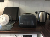 Toaster - Russell Hobbs – Grey