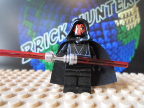 LEGO® Star Wars™ Sith Darth Maul w/ lightsaber minifig - Lego  7101 7151 7663