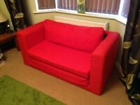 Small Double Fold out Sofa Bed