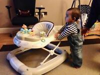 Kiddiecare: Baby Walker/Baby Rocker
