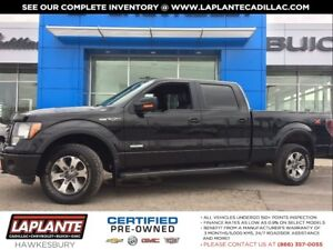 2011 Ford F-150 FX4 + One Owner + Tonneau Cover