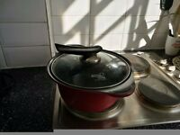 Kitchen cooking pot-non-stick-boiling, stir fry and slow cooking-26cm