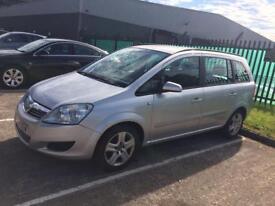 Vauxhall Zafira 1.9dt