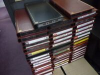 310 audio cassettes of yester years bollywood indian songs collection with encyclopidya style cases.