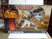 Star Wars Collectable Toy - Obi Wan's Jedi Starfighter - Brand New