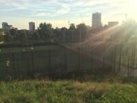Players needed for 5 a side and 8 a side football games in Mile End. Open to any skill level.