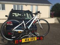 Thule 3 bike carrier in very good condition cash on collection please