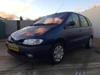 Renault Scenic 1.6 Alize MPV - MOT March 2018 - Service History - Low Miles - 1st To See Will Buy