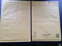 Brand New - Large Mail Lite Gold Padded Jiffy Envelopes Size F3 F/3 ** 5 for £ 1.00 **