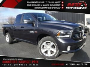2015 Dodge Ram 1500 Sport - Hemi - Quad - Belle couleur - Acc. l