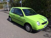 2000 VW Lupo 1.4, amazingly 1 owner from new, 85k miles, 12month MoT