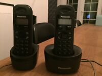 Panasonic twin set home phones KX-TG1311E