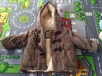 3-6 month coat