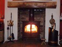 Wood Burning/Multi-Fuel Stove Parkray Consort 7