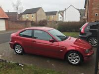 BMW 316Ti 1.8 petrol spares/repair