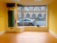 Busy Town Centre Shop To Let - Ideal For Hair Salon, Beauty, Solicitors, Accountants, Estate Agents