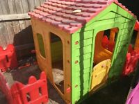 Kids Outdoor Garden Playhouse Toy (Knowle, Bristol)