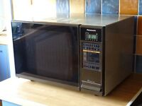 PANASONIC MICROWAVE OVEN WORKING & CLEAN £10 ONO