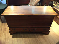 Must be seen ...... Marks and Spencer Blanket Box ......excellent quality and condition