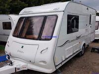 2006 Elddis Sunstyle 482 2 Berth End Washroom Caravan with MOTOR MOVER