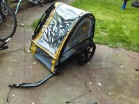 Bicycle Trailer - one or two childs