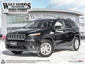 2016 Jeep Cherokee North - 6 CYL, REAR VIEW CAMERA, PWR LIFT GAT