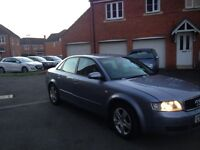 2003 Audi A4 November mot